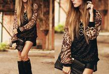 Fashion shots I like