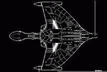Romulan Warbird D'deridex Class