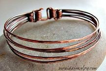 Jewelry Ideas (Copper and Silver)
