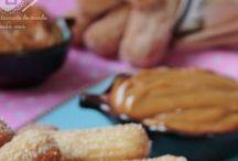 Receita de churros fácil e delicioso
