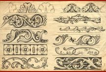 Carving patterns