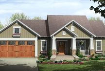 Craftsman Style / by Julie Augenstein