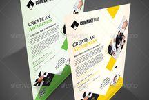 psd print templates