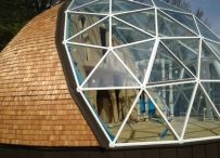 Geodesice dome