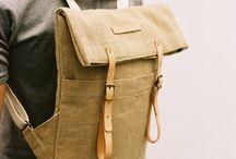 Ryggsäckar och väskor