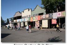 Quilt shows & tours