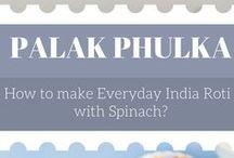 Palak Phulka