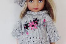Oblečky pro děti a panenky