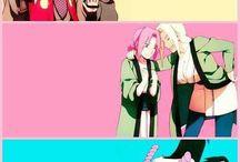 Naruto&sasuke&sakura
