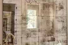 Espejos murales