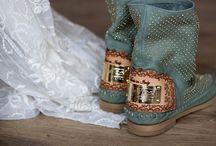 Spring Summer 2013 / Alcuni dei modelli di stivali da donna firmati #karmaofcharme della collezione Primavera/Estate 2013