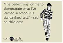 Teacher laughs / by Candice Durham