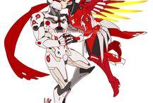Mercy X Genji
