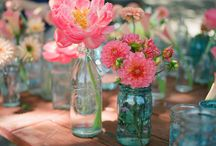Wedding {Flowers and Decorations} / by Christy Risher