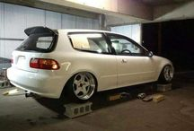 Honda civic1992