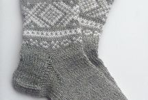 Knitted/crochet