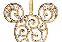 déco de Noel Disney / objets de déco de Noel sur le thème Disney à bricoler ou à acheter déjà faits / by martine Mauger