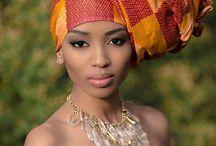 African Headscarves / Fashions n Fabrics