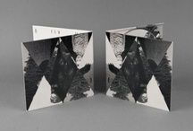 Album/CD Packaging / by Annie Stoll
