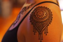 Henna / beautiful henna tattoo designs and ideas / by Sharing Visually