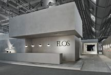 Light+Building fair 2016 / Flos is proud to exhibit the new professional collections in a stand covering more than 700 sqm.  Photo by Germano Borrelli