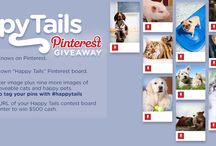 happy Tails / #happytails / by Brooke Thomas
