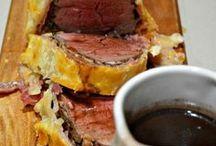 Beef wellington / Kerstrecept