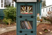 Create: Little Free Library