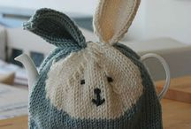 Easter Knits / NEW Easter downloadable patterns www.thelittleknitkitcompany.co.uk