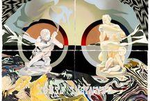 07 Andrea Carlson / Grand Portage Ojibwe painter and draftsperson, Minneapolis, MN