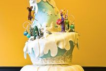 Cakes ideas / by Ashley Bonnell