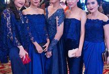 contoh gaun
