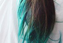 Inspired hair
