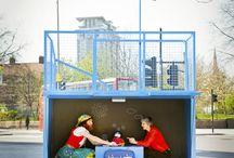 mobile pavilion