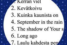 """Musiikki Ompeluseurat 7.4.17 / Kutimet mukaan, rukkia ym esillä ja viihdyttävää musiikkia """"viel kerran"""" """"laulu kahdesta pennistä"""""""