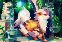 Pokemon- Arcanine