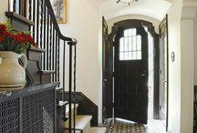 Spanish Colonial front door