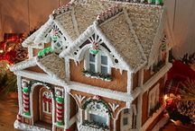 Gingerbread Houses / by Johanna GGG
