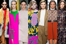 Fall Winter Fashion Trends 2014/15 / Autumn and Winter fashion trends