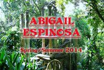 Xilitla / La esencia de este parque surrealista es traducido en la colección Spring-Summer 2014. Abigail Espinosa