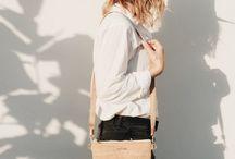 SS/17 cork bags and backpacks / kork taschen und rucksäcke