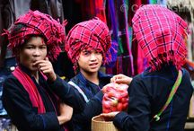 Burma / Travel and street images.