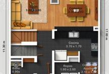 Plano casas