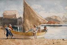Acuarelas (Watercolor)