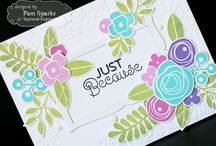 Cards: TE Floral