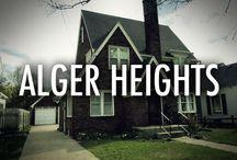 Alger Heights / Grand Rapids Alger Heights