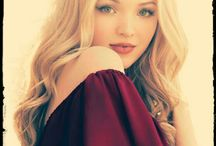 My idol Dove Cameron