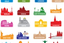 Maps, Infographics & Pictograms