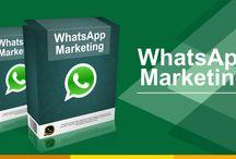 """What's app Marketing / Ketahui Cara Untuk Melipat Gandakan Omset Penjualan Lebih Banyak Dan Lebih Cepat Hanya Dengan Menggunakan """"WhatsApp!"""""""
