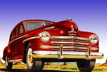 1940s Vehicles / Cars - Motorcycles - Bicycles - Boats